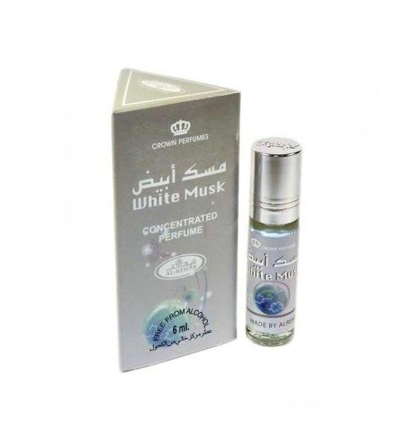 White Musk Al-Rehab Perfumes