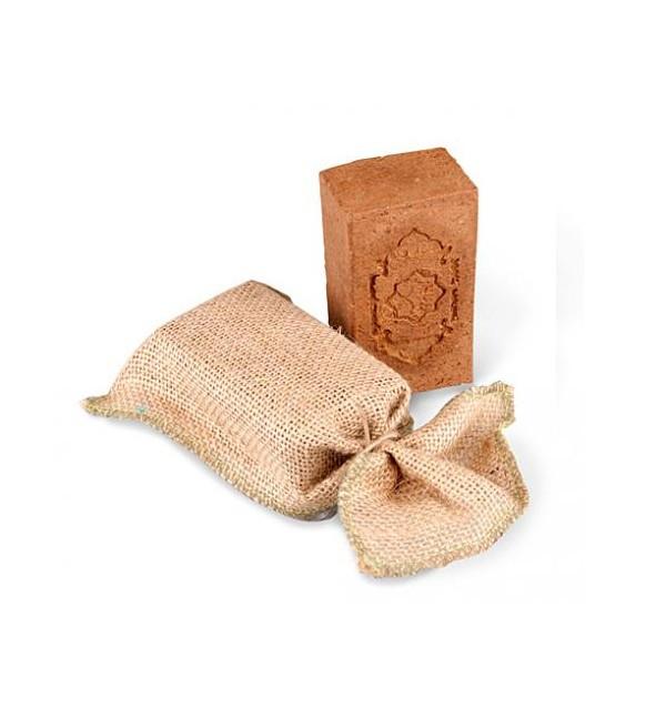 Алеппское оливково-лавровое мыло премиум №13 Zeitun (с глиной)