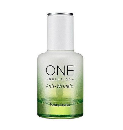 Антивозрастная cыворотка Holika Holika One Solution Anti Wrinkle Ampoule (30 мл), фото 2