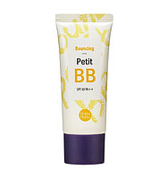 Антивозрастной ББ крем для лица Holika Holika Bouncing Petit BB Cream SPF30/PA++ (30 мл)