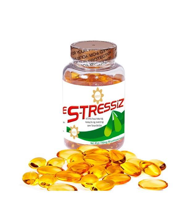 Антидепрессант Sah? Sifa S-tressiz Soft Gel (60 г)