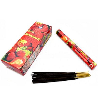 Ароматические палочки Darshan (клубника), фото 2