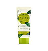 ББ крем с экстрактом зеленого чая Farm Stay Green Tea Seed Pure Anti-Wrinkle BB Cream (40 г)