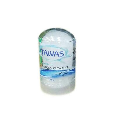 Дезодорант-алунит Tawas Crystal (60 г, Филиппины), фото 2