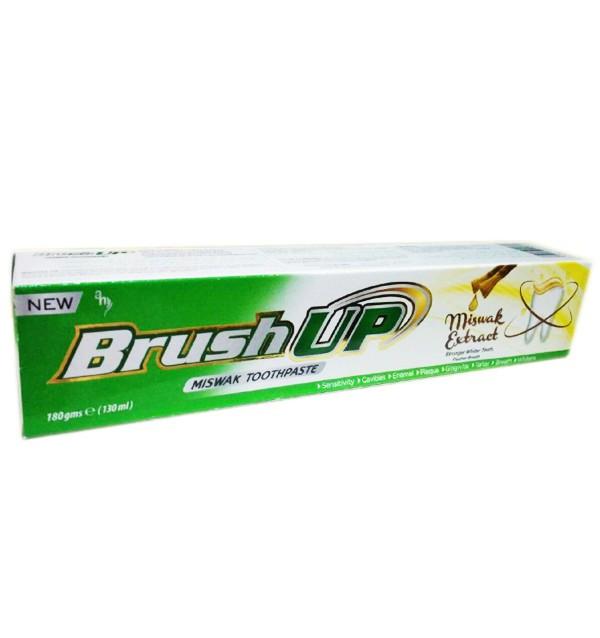 Зубная паста Brush Up с экстрактом мисвака