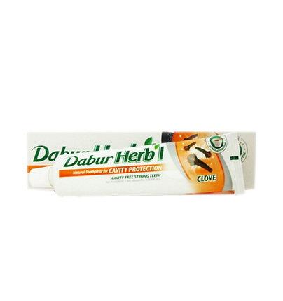 Зубная паста Dabur Herbal Clove (гвоздика), фото 2