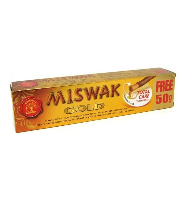 Зубная паста Dabur Miswak Gold