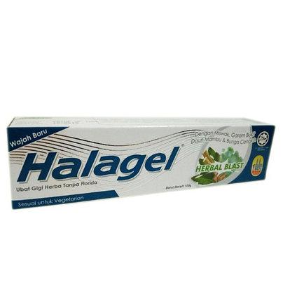 Зубная паста Halagel Herbal Blast (100 г), фото 2