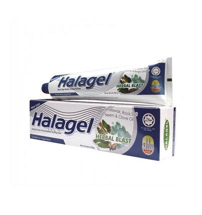 Зубная паста Halagel Herbal Blast (200 г), фото 2