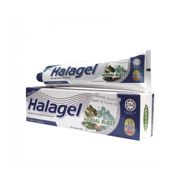 Зубная паста Halagel Herbal Blast (200 г)