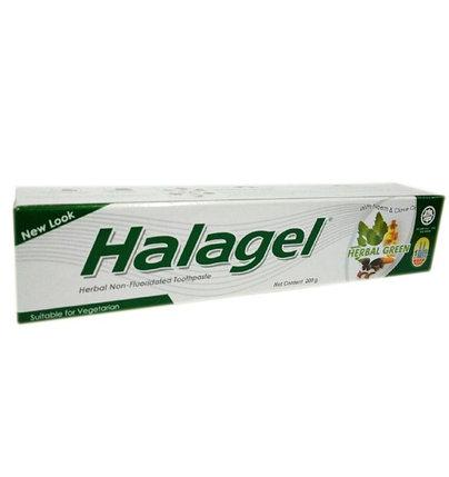 Зубная паста Halagel Herbal Green (200 г), фото 2