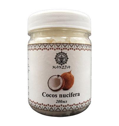 "Кокосовое масло ""Cocos nucifera"" Makeda (200 мл), фото 2"
