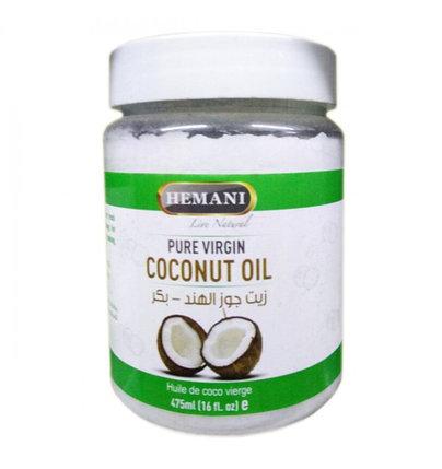 Кокосовое масло Hemani (475 мл), фото 2