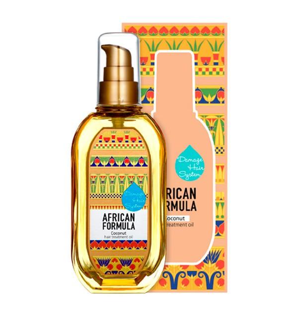 Кокосовое масло для волос African Formula Coconut Hair Treatment Oil (100 мл)