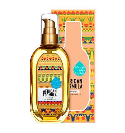 Кокосовое масло для волос African Formula Coconut Hair Treatment Oil (100 мл), фото 2