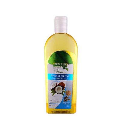 Кокосовое масло для волос Hemani Fleur's, фото 2