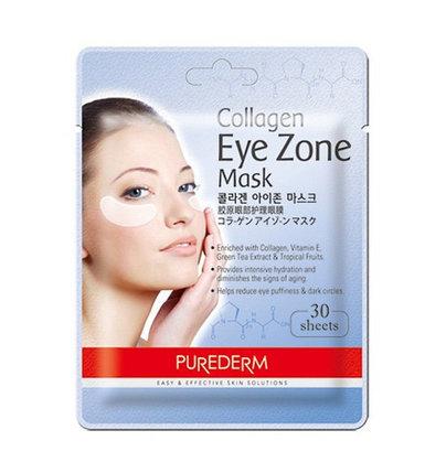 Коллагеновая маска для глаз Purederm (25 г), фото 2
