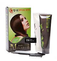 Краска для волос Mo-Art 1N Hair Color (300 мл)