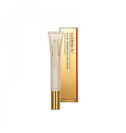 Крем для кожи вокруг глаз с лошадиным маслом Guerisson Multi Corrective Eye Cream (20 мл), фото 2