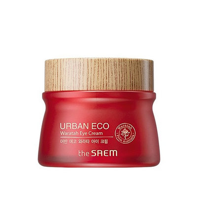 Крем для кожи вокруг глаз с экстрактом телопеи The Saem Urban Eco Waratah Eye Cream (30 мл), фото 2