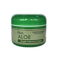 Крем для лица с алоэ вера Ekel Aloe Ample Intensive Cream (100 г)