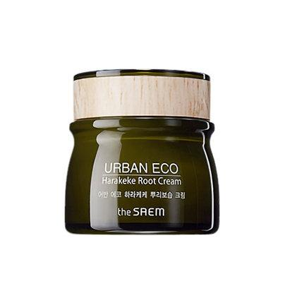 Крем для лица с корнем новозеландского льна The Saem Urban Eco Harakeke Root Cream (60 мл), фото 2