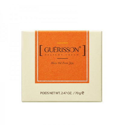 Крем для лица с лошадиным жиром Guerisson Delight Cream (70 г), фото 2