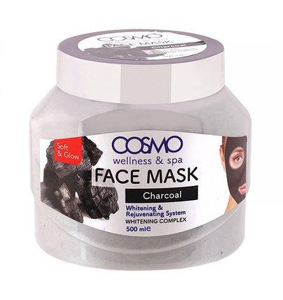 Крем-маска с древесным углем Cosmo Charcoal Face Mask (500 мл), фото 2