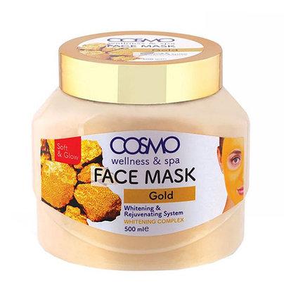 Крем-маска с золотом Cosmo Gold Face Mask (500 мл), фото 2