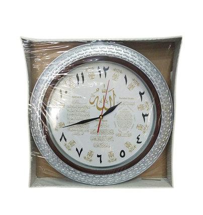 Круглые часы с аятами из Корана, фото 2