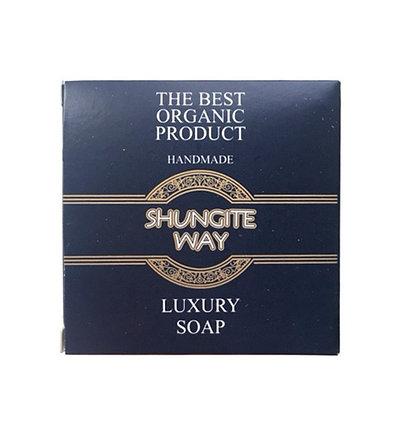 Лечебное мыло ручной работы на основе шунгита и лечебных трав Shungite Way, фото 2