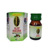 Лечебный травяной бальзам Oleo Rheuma (50 мл)