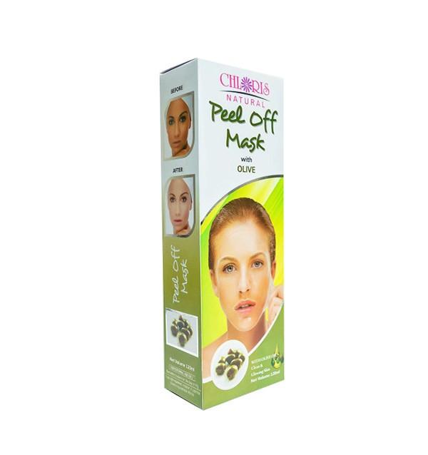 Маска-пленка для лица с маслом Оливы Peel Off Mask