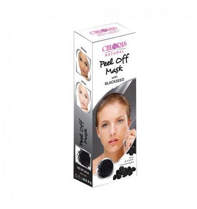 Маска-пленка для лица с черным тмином Peel Off Mask, фото 2