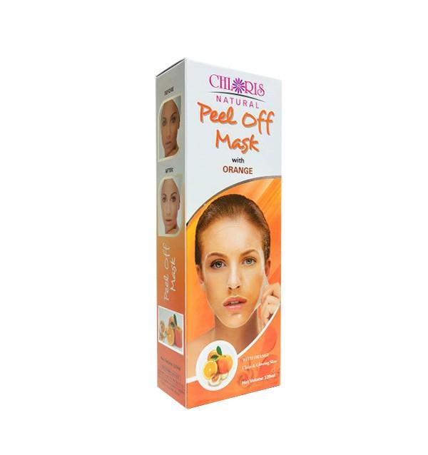 Маска-пленка для лица с экстрактом апельсина Peel Off Mask