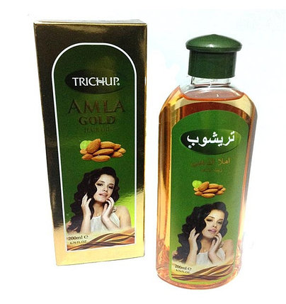 Масло Амлы для волос Amla Gold Trichup, фото 2