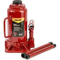 Домкрат гидравлический бутылочный, 16 т, h подъема 220-420 мм// Sparta