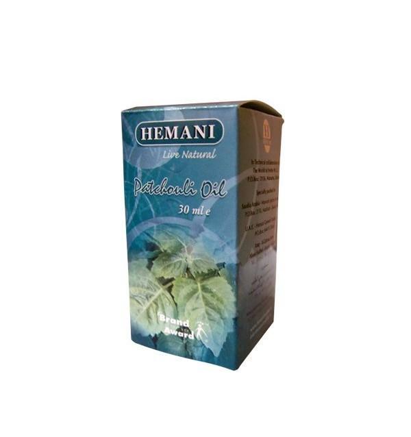 Масло пачули Hemani (30 мл)