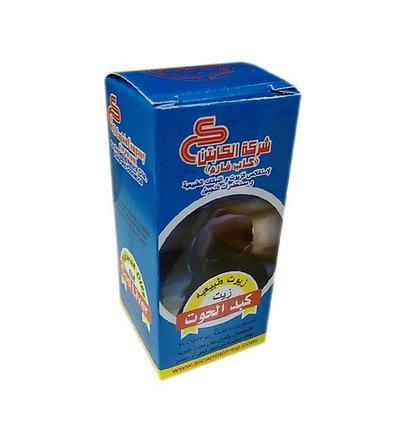 Масло печени кита El Captain (30 мл), фото 2