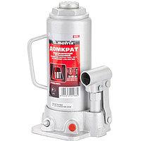 Домкрат гидравлический бутылочный, 10 т, h подъема 230 460 мм// MATRIX MASTER