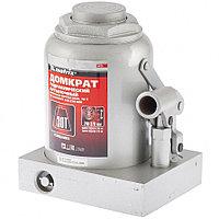 Домкрат гидравлический бутылочный, 30 т, h подъема 240 370 мм// MATRIX MASTER