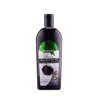 Масло черного тмина для волос Hemani Fleur's, фото 2
