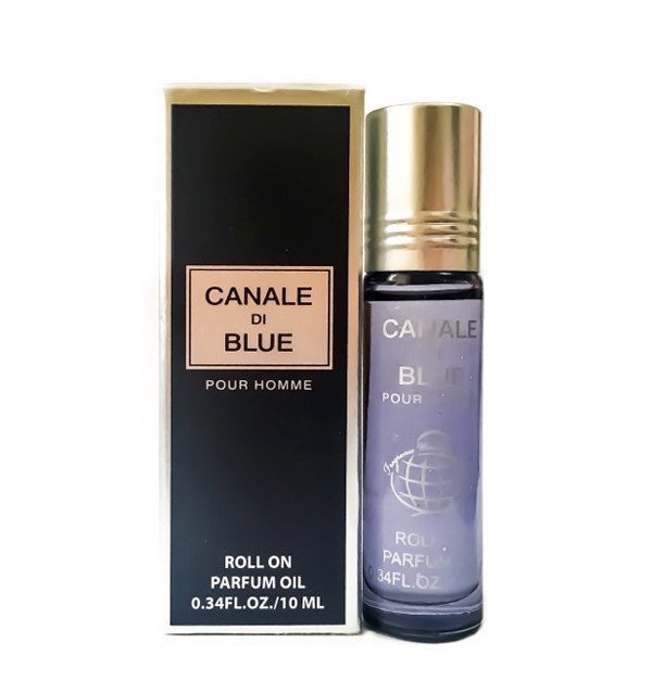 Масляные духи Canale Di Blue (10 мл)