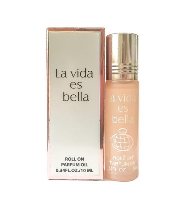 Масляные духи La Vida Es Bella (10 мл)