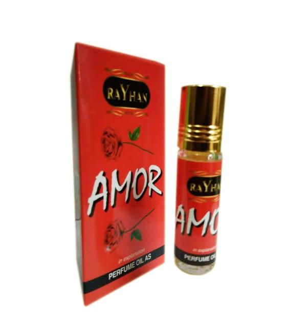 Масляные духи Rayhan Amor (6 мл)