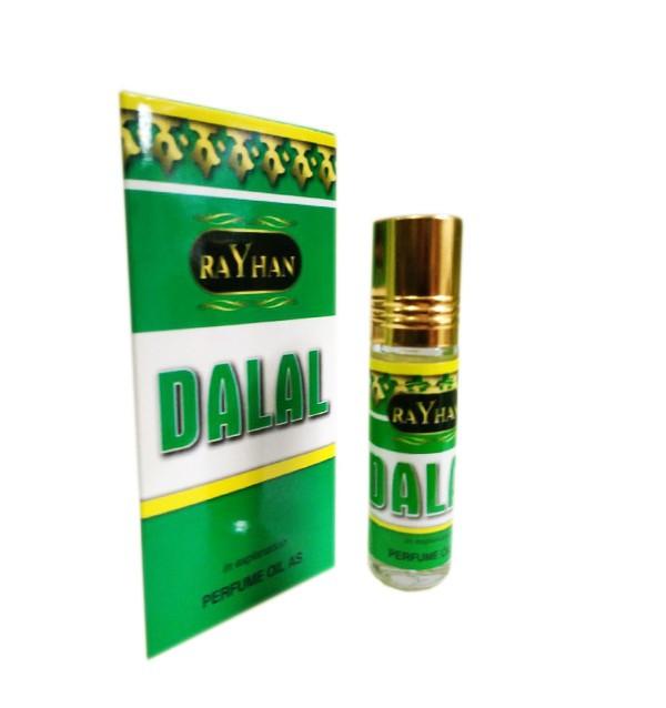Масляные духи Rayhan Dalal (6 мл)