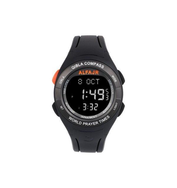 Мусульманские наручные часы с компасом Alfajr WQ-18