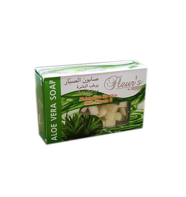 Мыло Hemani Fleur's Aloe Vera