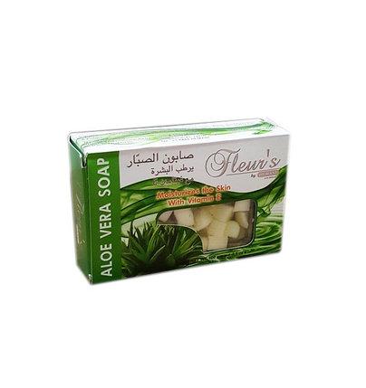 Мыло Hemani Fleur's Aloe Vera, фото 2