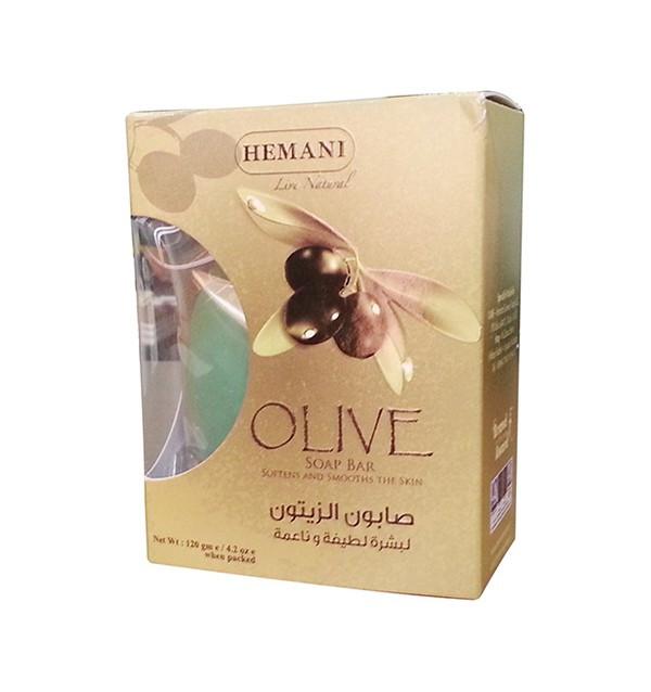Мыло Hemani Olive